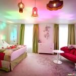ديكورات غرف نوم شيك 2014 – اجدد ديكورات راقيه لغرف النوم 2015