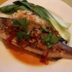 شرح طريقة عمل السمك بالفلفل اكلات رمضان