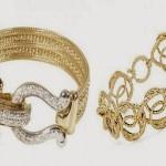 اساور ذهب , اكبر تشكيلة واروع موديلات اساوز ذهب 2014 . تمتعى بجمالك2015