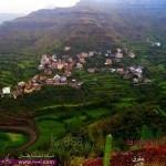 اجمل الصور من اليمن السعيد محافظة اب الخضراء بعدان الشعر   جنة في أرض الله