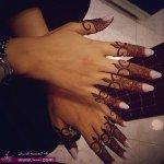 اجمل وارق نقوش الحناء للعيد وللعروس 2014ومميز