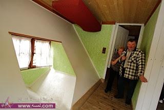1139 البيت المقلوب بولندا