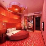 احدث ديكورات غرف النوم و دهانات فى تركيا2014