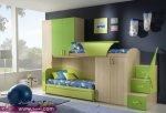 غرف اطفال دورين مودرن 2014 الديكور والتصميم الداخلي