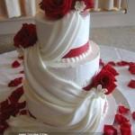 تورتة زفاف تشكيله خيال تورته للزفاف تورته روعه صور تورتة الزفاف2014