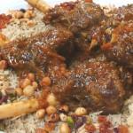 اكلات رمضان تحضير موزات الغنم مع الارز