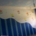 صور دهانات لشقة تهبل وافكار جنونية لدهانات الحائط 2014