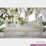 كوشات اعراس 2014 احدث كوشات العروس  تصاميم قصور الافراح