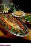 طريقة طبخ السمك بالصور اكلات سمك متنوعة طريقة تحضير السمك