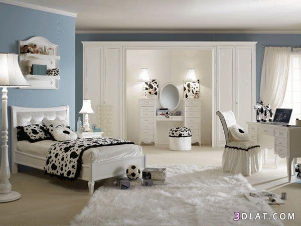 13487683186  غرف نوم 2014   افكار غرف نوم ديكورات غرف نوم