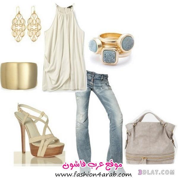 6a82f3a0e171d كولكشن ازياء صيفي ملابس صيفي للبنات تشكيلة جميلة من ملابس الصيف 2014 ...