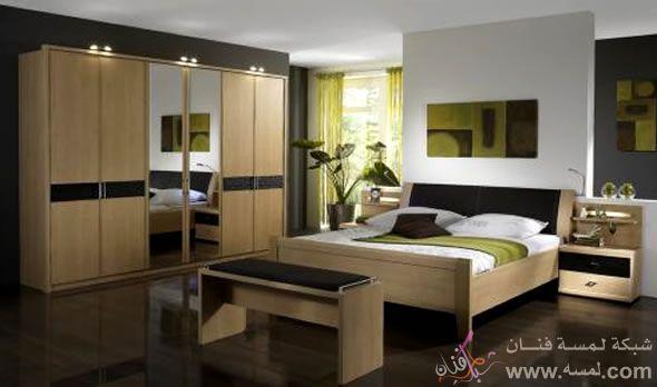 1379558764961 مجموعه صور  من ديكورات غرف النوم ديكورات غرف النوم المتميزه والرائعه2014