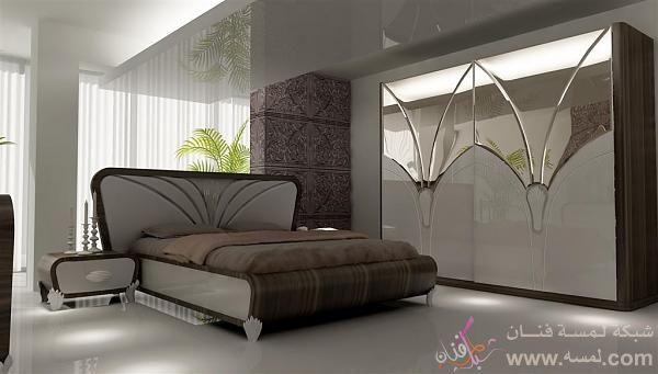 13795588748451 مجموعه صور  من ديكورات غرف النوم ديكورات غرف النوم المتميزه والرائعه2014