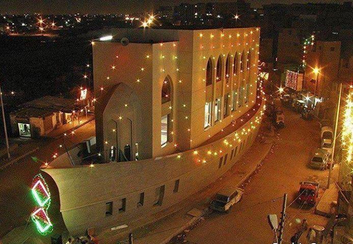 1441203 608990839160552 2080640054 n مسجد على شكل سفينه فى كراتشى بباكستان