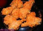 طريقة تحضير دجاج كنتاكي في البيت