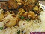 طريقة عمل اللحم المشوي بالفرن مع الأرز