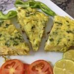بطاطا مع البيض لذيذ