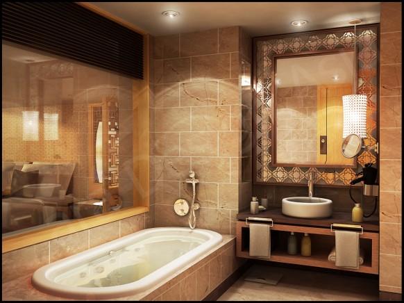 1561131 صور سيراميك حمامات مودرن 2014