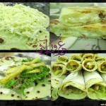طبخات رمضان جديدة 2014 بالصورالشاورما ..
