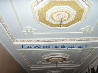 f3d8867f6 اجمل ديكورات جبسية مغربية-ديكورات الجبس2014- 2015ديكورات البيت ديكور جبس  تصاميم اثاث