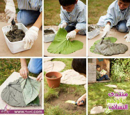 2011 لمسات ساحرة لمنزلك اشغال يدوية مبدعة  حلوة