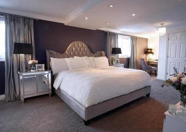 ديكورات غرف نوم للعرسان 11 غرفة نوم عرسان مودرن بألوان راقية جداً 2015