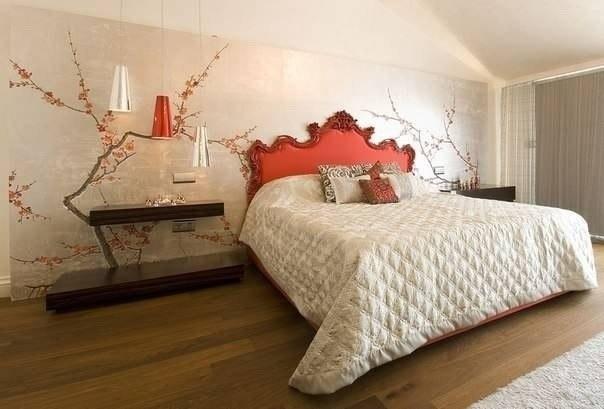 ديكورات غرف نوم للعرسان 21 غرفة نوم عرسان مودرن بألوان راقية جداً 2015