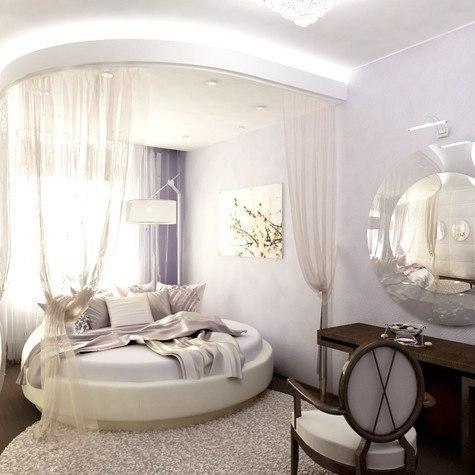 ديكورات غرف نوم للعرسان 22 غرفة نوم عرسان مودرن بألوان راقية جداً 2015