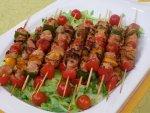 اكلات رمضان طريقة تحضير شيش طاووق مقلى