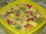حلويات رمضان طريقة تحضير المهلبية بالفواكه