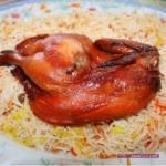 المندي أحد الأطباق اليمنية