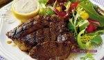طريقة عمل ستيك اللحم بالفلفل الحار لمنال العالم – اكلات رئيسية