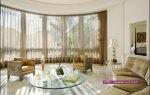 ديكورات غرف ضيوف جذابة وراقية  صالونات 2015