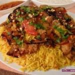 أطباق رئيسية في رمضان – طريقة عمل المقلوبة بالدجاج