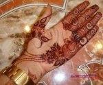 اجمل واارق نقش حناء  للعروس و للعيد 2015