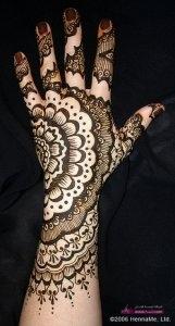 Art of Mehndi designs21 161x300 نقوش حناء عيد الفطر 2015 جديده وموضات متعددة