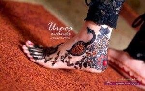 Best Arabi Eid Mehndi Designs For Girls 2014 2 300x188 نقوش حناء عيد الفطر 2015 جديده وموضات متعددة