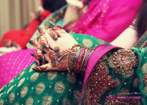 Best Bridal Mehndi Designs of 2013 for Pakistani Indian Brides 2014 1 300x214 نقوش حناء عيد الفطر 2015 جديده وموضات متعددة