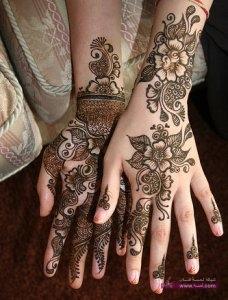 Chand Raat Eid special Mehndi Design 2015 4 228x300 أكبر مجموعة صور نقش حناء عربي و هندي و باكستاني حديث و متنوع 2016