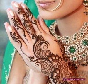 Chand Raat Mehndi Designs 2014 Free Download 5 300x287 أكبر مجموعة صور نقش حناء عربي و هندي و باكستاني حديث و متنوع 2016