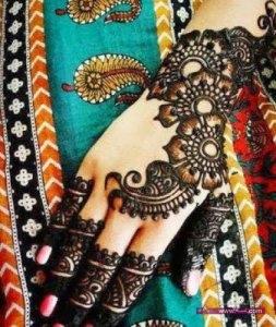 Chand Raat Mehndi Designs 2014 Free Download 6 253x300 أكبر مجموعة صور نقش حناء عربي و هندي و باكستاني حديث و متنوع 2016