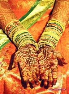 Decorate Bridal With Arabic Mehndi Designs1 e1290691415117 223x300 أكبر مجموعة صور نقش حناء عربي و هندي و باكستاني حديث و متنوع 2016