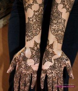 Eid Mehndi Designs For Girls And Women 257x300 أكبر مجموعة صور نقش حناء عربي و هندي و باكستاني حديث و متنوع 2016