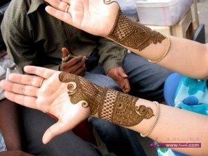Eid Mehndi Designs For Girls And Women 9 300x225 أكبر مجموعة صور نقش حناء عربي و هندي و باكستاني حديث و متنوع 2016