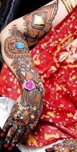 HD wallpapers henna design Bridal Mehndi7 153x300 أكبر مجموعة صور نقش حناء عربي و هندي و باكستاني حديث و متنوع 2016