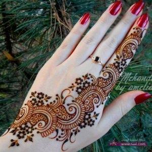 New Arabian and Italian Mehndi designs for bridals 2013 14 brides 10 300x300 أكبر مجموعة صور نقش حناء عربي و هندي و باكستاني حديث و متنوع 2016