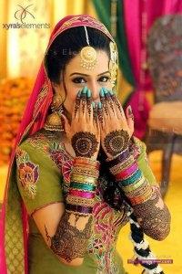 New Arabian and Italian Mehndi designs for bridals 2013 14 brides 11 200x300 أكبر مجموعة صور نقش حناء عربي و هندي و باكستاني حديث و متنوع 2016