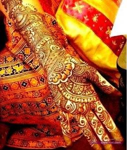 New Arabian and Italian Mehndi designs for bridals 2013 14 brides 8 254x300 أكبر مجموعة صور نقش حناء عربي و هندي و باكستاني حديث و متنوع 2016