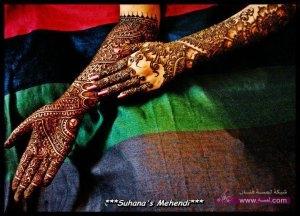 New Stylish Mehndi Designs HD Wallpaper 2015 2 300x216 أكبر مجموعة صور نقش حناء عربي و هندي و باكستاني حديث و متنوع 2016