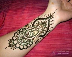 New asy Henna Mehndi Designs 9 300x239 أكبر مجموعة صور نقش حناء عربي و هندي و باكستاني حديث و متنوع 2016